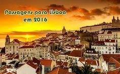 Viagem CVC para Lisboa em 2016 com a American #viagem #cvc #lisboa #pacotes