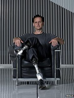 """Hugh Herr is an associate professor of biometrics at MIT Media Lab,He is the chief technologist of iWalk where they manufacture robotic limbs. He states, """"I predict a bionics revolution,"""" Hugh lost had his legs amputated from frostbite after going climbing. He shared that his bionic legs are more useful than his legs when he goes for a climb. He brings up a great point of people returning to work faster with these prosthesis which benefits our economy. Also, there are now online career…"""