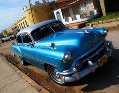#cuban car