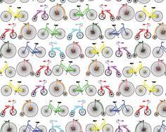 bicis bikes pattern