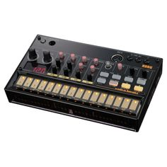 Korg Volca Beats. A compact analogue drum machine. #korg #volca #volcabeats #drummachine