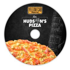 Photo by Clifford Go Cd Labels, Press Kit, Cheers, Banner, Pizza, Yellow, Stuff To Buy, Banner Stands, Banners
