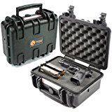 Cheap Pistol Hand Gun Case Hard E150 for Full Size Beretta Ruger Smith  Wesson Sig Sauer Taurus Kimber Glock and Many deals week
