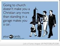 truth. so certain people i know need to get off their high horse thinking they are better bc they go to church. and then talk shit about everyone they know. that is not christian at all!
