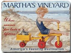 Martha's Vineyard is one of my intended destinations.. been to Nantucket and all around the Cape - this is next and then Maine