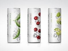Rock Drinks on Packaging of the World - Creative Package Design Gallery Fruit Packaging, Food Packaging Design, Beverage Packaging, Bottle Packaging, Packaging Design Inspiration, Coffee Packaging, Packaging Ideas, Fuze Tea, Label Design