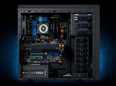 Blue-themed Origin build. So tidy!