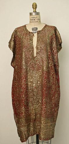 Tunic - Orientalist/Steampunk costume inspiration