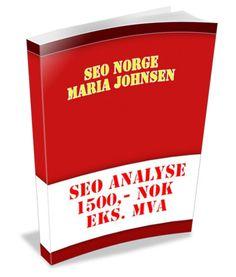 Søkemotoroptimalisering   http://www.maria-johnsen.com/SEO-Norge
