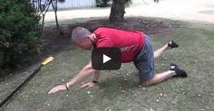 This video clip demonstrates a few warm-up exercises that will loosen up muscles used during paddling.