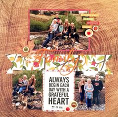 Paper Issues: Product Spotlight: Pebbles Harvest @thatgirlbecky