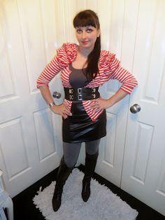 Pretty Disturbia Style Support Burlesque, Kinky, Fashion News, Leather Skirt, Branding Design, Pretty, Skirts, Inspiration, Blog