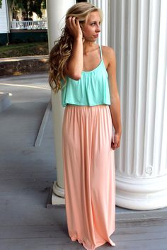 Mint For You Maxi