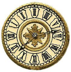 ... clock art vintage clip art vintage ephemera vintage images clock faces