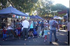 Mount Claremont Farmers Market, Perth, Western Australia