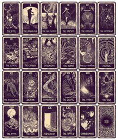 """The 22 Major Arcana Tarot Cards and the 23rd """"Mystery"""" Card  #MediumMaria"""