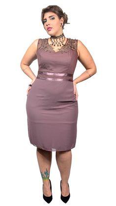 Plus size outfits Vestidos Plus Size, Plus Size Gowns, Plus Size Outfits, Curvy Girl Fashion, Bold Fashion, Plus Size Fashion, Modelos Plus Size, Curvy Plus Size, Chic Dress