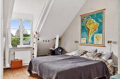Jurnal de design interior - Amenajări interioare : Aer industrial într-un apartament de două camere