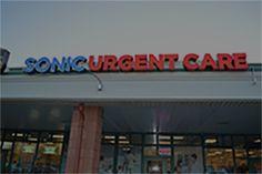 Sonic Urgent Care - Eastlongmeadow, MA http://www.sonicurgentcare.com/index.html