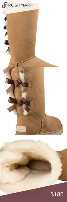 100% authentic ugg boots chestnut Chestnut ugg boots 100% authentic Shoes Winter & Rain Boots