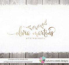 logo designs photography Logo premade logo design Photography logos and… Photography Packaging, Photography Logo Design, Texture Photography, Vintage Photography, Hand Drawn Logo, Hand Logo, Logo Branding, Branding Design, Branding Ideas