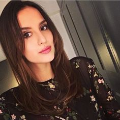 Lucy Watson - Hair by Hadley Hershesons
