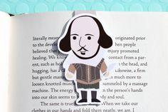 William Shakespeare magnetischen Lesezeichen (Jumbo)