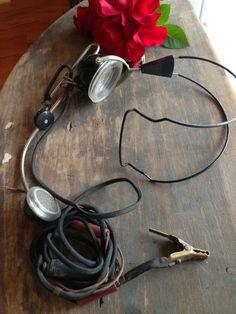 Vintage Western Electric Telephone Operator by StylishPiggy, $35.00