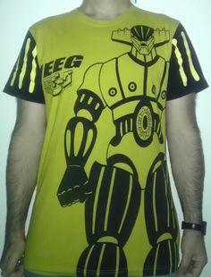 221 - #jeeg #robot #d'acciaio #acciaio #manga #gonagai #nagai #cartoon #cartoni #animati #giapponesi #fronte