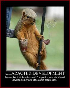 Demotivational Animal Posters