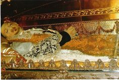 September 27: Incorrupt body of St. Vincent de Paul, Paris, France.