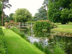 Garden at Hever Castle