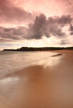 Broad Haven Beach - Wales (byJames Russell) Wales, The Good Place, Earth, Sunset, World, Amazing Places, Road Trips, Travel, Outdoor