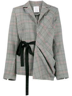 Achetez Rosie Assoulin veste asymétrique.