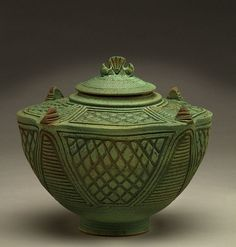 Charles Gluskoter by Oregon Potters, via Flickr