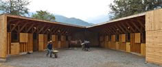 Gallery of Horse Stable / Duval + Vives Arquitectos - 15