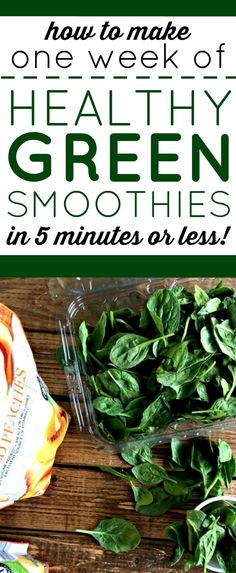Green Smoothies are packed with fiber, protein and other essential nutrients. Try these easy tips to make vegetable healthy breakfast smoothies. Green Breakfast Smoothie, Best Green Smoothie, Healthy Green Smoothies, Green Smoothie Recipes, Aldi Recipes, Fun Easy Recipes, Real Food Recipes, Healthy Recipes, Freezer Smoothie Packs
