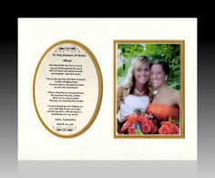 Wedding Personalized Maid Matron of Honor Wedding Bridal Party Gift Favor on Etsy, $14.99