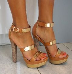 im obsessed with shoes.
