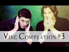 ||Supernatural - 50 Funny Vines [Vine Compilation #3] - YouTube