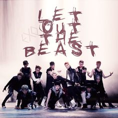 EXO XOXO   let out the wolf