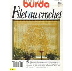 Альбом«Burda special E181 1992 Filet Au Crochet» . Обсуждение на LiveInternet - Российский Сервис Онлайн-Дневников