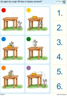Piccolo: kroon kaart 12 Educational Games For Kids, Toddler Learning Activities, Work Activities, Baby Learning, Fun Worksheets For Kids, Printable Preschool Worksheets, Puzzles For Kids, Preschool Activity Books, Visual Perception Activities