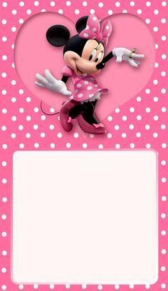 Birthday Invitations Free Printable Mickey Mouse New Ideas
