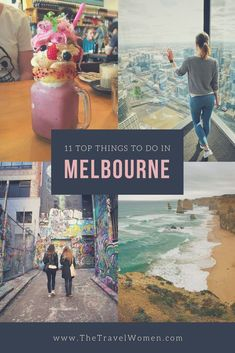 "11 Top Things To Do in Melbourne, Australia. Melbourne has been voted ""the most livable city in the world� numerous times and is undeniably Australia's capital of 'cool' and 'all things yummy'. Melbourne has European city vibes combined with 'Ozi' laidbac Brisbane, Sydney, Perth, West Australia, Melbourne Australia, Victoria Australia, Cozumel, Auckland, Australia Travel Guide"