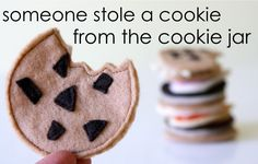 Cookie Jar Song New Who Stole The Cookie  Pinterest  Circle Game Cookie Jars And Jar
