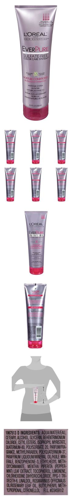 L'Oreal Paris EverPure Sulfate-Free Color Care System Moisture Conditioner #pantry #health_personal_care #lorealparis