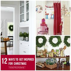 TONS of Christmas ideas and inspiration