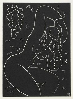 Henri Matisse | Nu au Bracelet (1940)