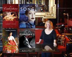 Spotlight on historical fiction author Kathryn Gauci Historical Fiction Authors, Event Id, Carpet Design, Book Authors, I Hope You, Textile Design, Nonfiction, Novels, Presentation